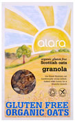 Scottish Oats Organic Gluten Free Granola