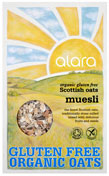 Scottish Oats Organic Gluten Free Muesli