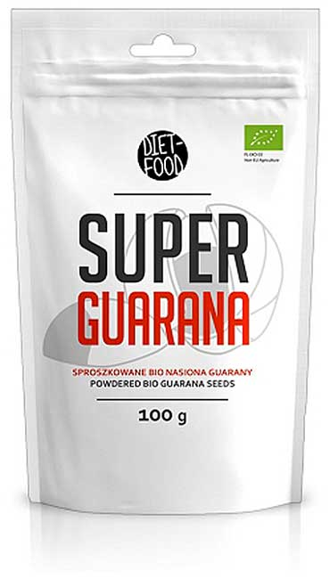 BIO superfood guarana